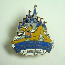 Pluto Costco Reisen Jahr Millionen Träume Disney Pin DLR Le