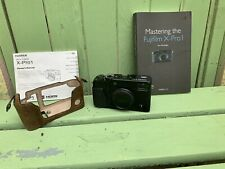 Fujifilm X Pro1 16.3MP Digital Camera - Black