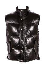 Zip Regular Big & Tall Waistcoats for Men