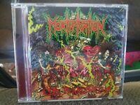 MORTIFICATION - LIVE PLANETARIUM (*NEW-CD, 2020, Soundmass) Remastered reissue