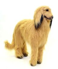 """Aux Nations Plush Standing Afghan-33""""H."""