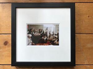 Magnum Square Print - Moises Saman - Genuine Framed photograph