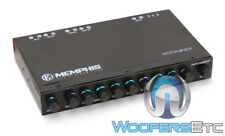 Memphis Mxaeq7 7-Band Marine Boat Pre Amplifier Equalizer 8 Volt Out Eq Aux In