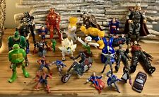 Assorted Action And Miscellaneous Figures Lot