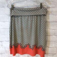 a8437e121 Mezcla de poliéster A-line Faldas para mujer Geométrico | eBay