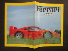 FERRARI STORY 12,  ROGLIATTI, F40, NEW CAR BOOK / On Sale For $29.95