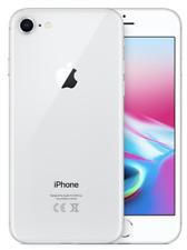 Apple iPhone 8 64GB - Plata Libre + Garantía + Accesorios Nuevo iOS desbloqueado