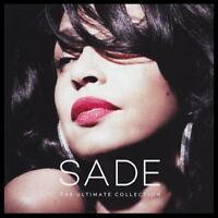 SADE (2 CD) THE ULTIMATE COLLECTION ~ 80's R&B GREATEST HITS / BEST OF *NEW*