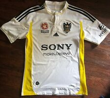 WELLINGTON PHOENIX 2011-12 Away Jersey Shirt Adidas S A-league