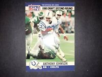VINTAGE 1990 PRO SET FOOTBALL CARD'S YOU PICK CHOOSE NFL FREE SHIPPING