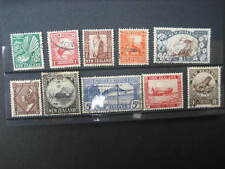 NEW ZEALAND 1935-42 AN UNCHECKED SELECTION OF GOOD USED PICTORIALS