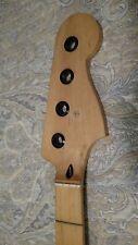 USED Mighty Mite Fender Licensed Precision P Bass NECK Maple Project