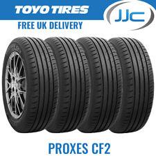 4 x Toyo Proxes CF2 205/55/16 91V TL Road Car Tyres (2055516)