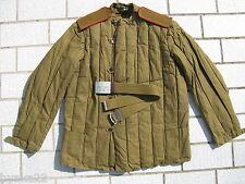Veste hiver XL/XXL+ceinture+épaulettes soldat russe Armée Soviétique URSS WWII