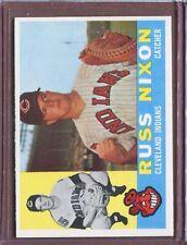1960 Topps 36 Russ Nixon NM #D210232