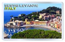 SESTRI LEVANTE ITALY FRIDGE MAGNET SOUVENIR IMAN NEVERA