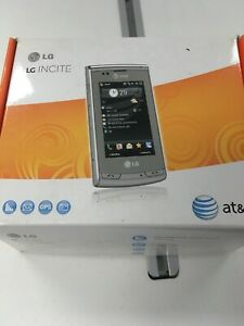 LG INCITE. AT&T Unlocked Windows Mobile Smartphone. Brand New. LG CT810 GSM.