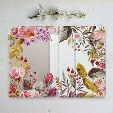 Floral Smart Case For iPad Pro 9.7 10.5 11.4 12.9 Flowers Cover iPad Mini 3 4 5
