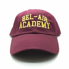 Will Smith Fresh Prince Fabolous Bel-Air Academy Dad Cap Hat 4 Jersey HAT ONLY
