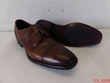 Johnston & Murphy's Men's 12 Oxford 59-11816 Brown /Tan Shoe