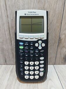 Texas Instruments Ti-84 Plus Graphing Calculator  Pre-owned Clean Tested