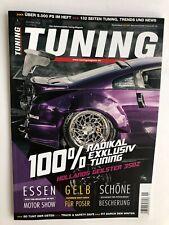 Auto Magazin Zeitschrift: Tuning Nr. 1/2017 Opel Corsa, Audi RS4, Nissan 350Z,