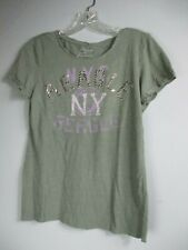 American Eagle Outfitters Women's Size Medium M Short Sleeve T-Shirt Blouse