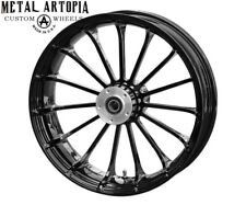 18x5.5 TALON 180 FAT TIRE FRONT WHEEL for HARLEY DAVIDSON TOURING