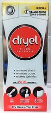Dryel at Home Dry Cleaner Refill (Clean up to 40 garments)