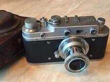 Camera Zorki-S, Советский дальномер. объектив Industar - 22 № 57264748