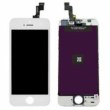iPhone 5S SE Komplettes Display Digitizer LCD Display+Digitizer Touchscreen Weiß