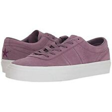 Converse Mens One Star CC Pro OX Shoes Violet Dust Icon V 9.5 New