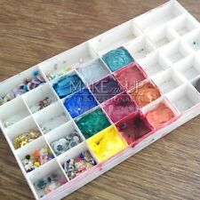 36 cells FacePainting organizer box case Face painting artist paint grid palette