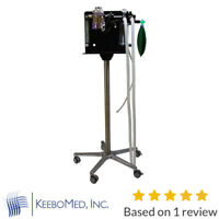 Veterinary Animal Anesthesia Machine, Isoflurane Vaporizer,High Quality,Keebomed