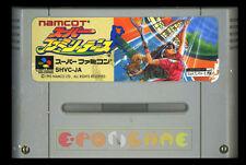 SUPER FAMILY TENNIS Snes Super Famicom Versione Giapponese NTSC ○○○○○ COMPLETO