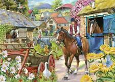 House of Puzzles Stepping Out 1000 Piece Jigsaw Puzzle