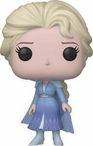Funko 40884 POP. Disney: Frozen 2 - Elsa Collectible Figure, Multicolour (New)