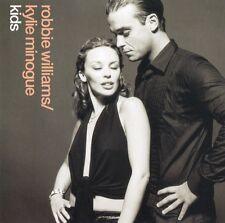 Robbie Williams Kylie Minogue OOP UK CD Single Kids NM 2000 Chrysalis CDCHSS5119