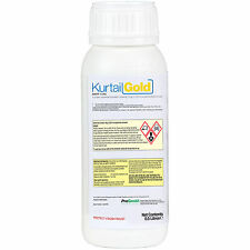 Kill Horsetail/ Mares tail and other weeds with Kurtail Gold weedkiller 0.5 L