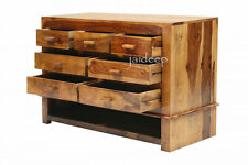 Handmade Solid Wood Chest of Drawer