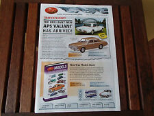 TRAX CATALOGUE 1ST EDITION 2009 AP5 VALIANT MONARO XW UTE CHARGER HQ OPAL SERIES