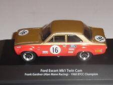 BTCC CHAMPION CARS,FORD ESCORT MK1 TWIN CAM GARDNER (ALAN MANN RACING).MAG HR01