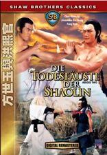 Die Todesfäuste Fäuste der Shaolin - Heroes Two ( Eastern ) von Chang Cheh NEU