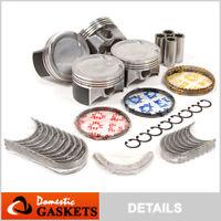 Fit 02-06 Honda CR-V 2.4L DOHC Pistons&Bearings&Ring Set K24A1