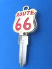 ROUTE 66 KEY BLANK FOR HARLEY DAVIDSON SPORTSTER 94+ #18234