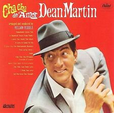 Cha Cha de Amor [Bonus Tracks] by Dean Martin (CD,2005, Collectors' Choice)  New