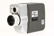Canon Motor Zoom 8 EEE, 8mm Filmkamera mit 1,7/10-40mm