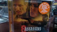 8 Assassins CD Original Soundtrack by Hawkwind Collins Dianno Faust Nik Turner