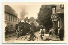 Vecchio AK Bad Doberan molli locomotiva pubblico esercizio del 1956