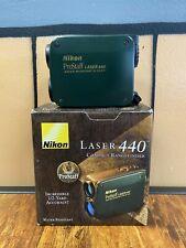 Nikon Laser 440 Compact Rangefinder 8X20
